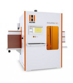 HOLZHER Evolution 7401 CNC vrtací centrum